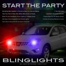 Nissan Rogue Strobe Lights Lamps LED Custom Lighting Kit