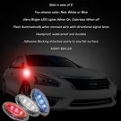 Nissan Altima LED Marker Turn Singal Lights Lamps Kit Side Turnsignals Accent Signalers