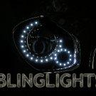 Triumph Tiger LED DRL Day Time Running Lamp Light Strips Kit Headlamp Headlight Strip Set