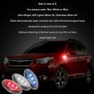 Subaru Forester LED Side Marker Turn Signal Lights Lamps Kit Accents Set