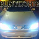 Daewoo Lanos Xenon Head Lamps Lights HID Conversion Kit 55 Watts