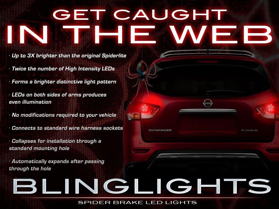 Nissan Terrano Custom LED Tail Lamp Light Bulbs Taillamp Taillight LEDs