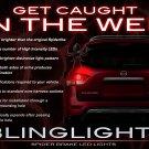 Nissan Pathfinder Customer LED Tail Lamp Light Bulbs Taillamp Taillight LEDs