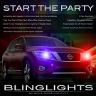Nissan Pathfinder Head or Tail Lamp Strobe Light Kit