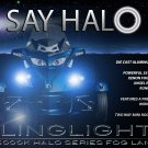 Can-Am Spyder Roadster Halo Fog Lights Lamp Kit AngelEye Accessory RS RT GS Foglamps Drivinglights