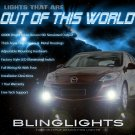 2012 2013 Mazda3 Xenon Fog Lamp Driving Light Kit Hatchback Sedan Foglamps Foglights Drivinglights