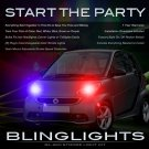 Smart Fortwo Headlamp Strobe Headlight Kit