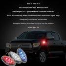 Toyota Tundra LED Flushmount Turnsignal Light Lamp Kit Turn Signalers Set