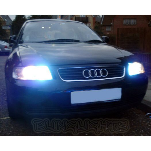 Audi A8 Head Lights Lamps Xenon HID Conversion Kit 55watt