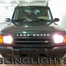 Land Rover Discovery Bright White Head Lamp Light Bulbs Upgrade Replacement