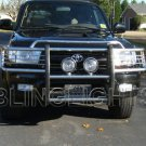 "Toyota 4Runner Off Road Lamps Bar 6"" Driving Lights Kit Aux"