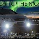 Ford FG Falcon Ute R6 Xenon Fog Lamp Driving Light Kit