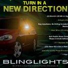 Chevy Monte Carlo LED Side Mirror Turnsignal Light Kit