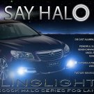 Holden VF Commodore Halo Fog Lamp Driving Light Kit Angel Eyes