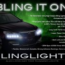 Holden Calais LED DRL Head Light Strips Daytime Running Lamps Kit