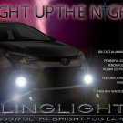 2014 2015 Toyota Corolla Xenon Fog Lamp Driving Light Kit