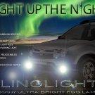 Dacia Duster Xenon Fog Lamp Driving Light Kit LED Drivinglights