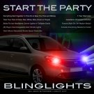 Dacia Lodgy Custom Xenon Head Lamp Strobe Light Kit