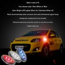 Fiat Palio LED Side Flushmount Accent Marker Turnsignal Set