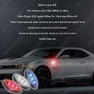 Chevy Camaro LED Flushmount Side Marker Light Lamp Turn Signal Accent Kit