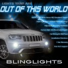 2014 2015 Jeep Grand Cherokee Fog Lamp Driving Light Kit Xenon