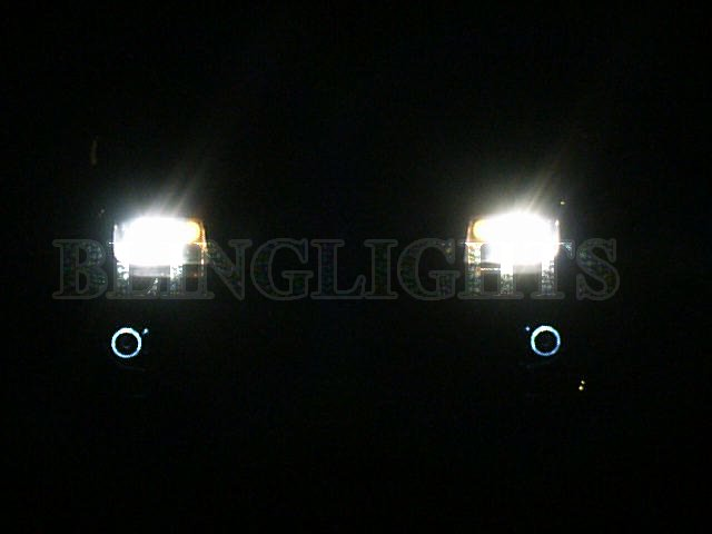 VW Bora mk4 Angel Eye Fog Lamp Halo Driving Light Kit volkswagen