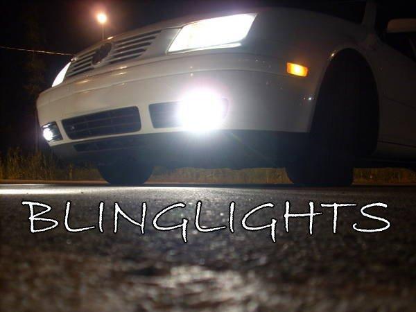 VW Jetta mk4 Halo Fog Lamps Angel Eye Driving Lights Kit