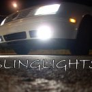 VW Jetta mk4 Halo Fog Lamps Angel Eye Driving Lights Kit