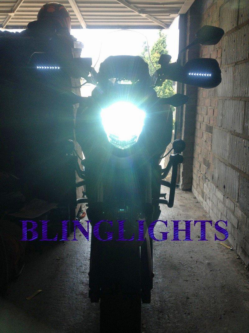 Honda NC700 Xenon HID Head Lamp Light Conversion Kit NC700S NC700X NC700D