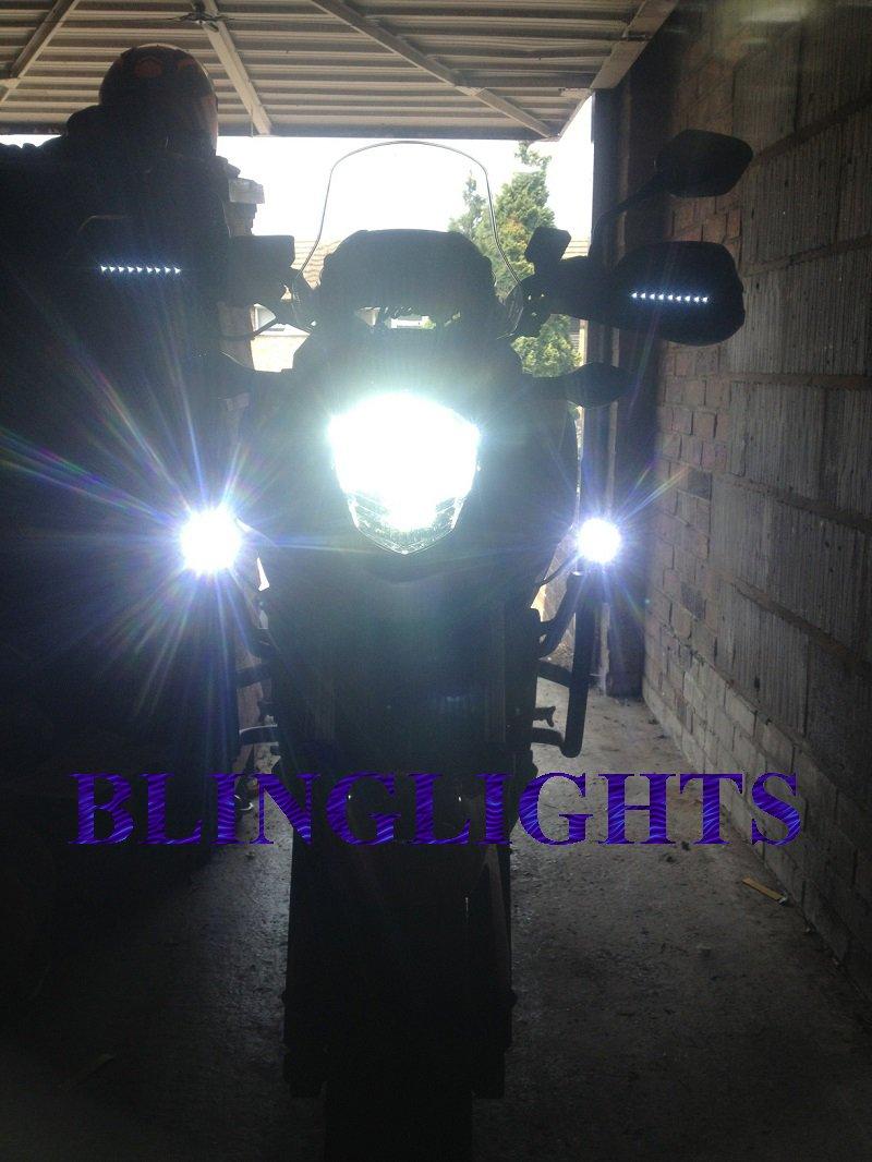 Honda NC700 LED Driving Lights Fog Lamps Kit Set NC700S NC700X NC700D