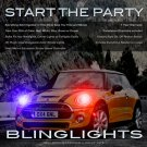 Mini Cooper Strobe Light Kit Headlamps Headlights Head Lamps R50 R52 R53 R55 R56 R57 R58 R59 R60 R61
