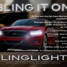 Ford Taurus LED DRL Head Light Strips Day Time Running Lamp Kit