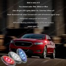 Ford Taurus LED Flushmount Side Turn Signal Light Lamps Marker Pair Set Kit
