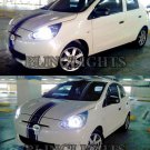 Mitsubishi Mirage HID Simulated Head Light Bulbs Lamp Replacement Upgrade Pair Set
