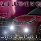 Nissan Tiida Xenon Fog Lamps Driving Lights Kit