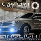 Lincoln MKT Halo Fog Lamps Angel Eye Driving Lights Kit
