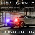 Lincoln MKT Head Lamp Xenon Strobe Light Kit with Remote
