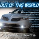 2013 2014 2015 Lincoln MKS Xenon Fog Lamp Driving Light Kit