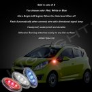 Chevrolet Matiz LED Flushmount Turnsignal Lights Marker Lamp Blinkers set M100 M150 M200 M250