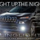 2014 2015 Jeep Cherokee Xenon Fog Lamp Driving Light Kit