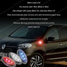 Renault Koleos LED Side Flush Mount Turn Signalers Light Accent Blinker Signal Lights