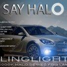 Vauxhall Insignia Country Tourer Fog Lamp Driving Light Kit Halo Angel Eyes