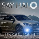 Opel Insignia Country Tourer Fog Lamps Driving Lights Kit Angel Eye Halos