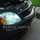 Ford FreeStyle Taurus X Bright Head Lamp Light Bulbs Replacement Upgrade White