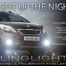 2014 2015 Peugeot 2008 Xenon Fog Lamp Driving Light Kit