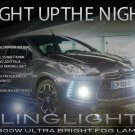 Citroen DS3 Xenon Fog Lamps Driving Lights Kit Citroën