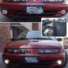 1996 1997 1998 1999 Saturn SL SW Halo Fog Lamp Driving Light Kit SL1 SL2 SW1 SW2