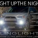 2013 2014 Mitsubishi RVR Xenon Driving Lights Fog Lamps Kit