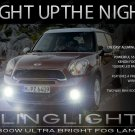 2013-2016 Mini Cooper Paceman Fog Lamp Driving Light Kit R61