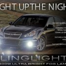 2013 2014 Subaru Legacy Xenon Driving Lights Fog Lamps Kit